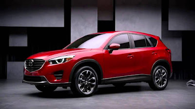 Review Of Mazda CX-5 2016