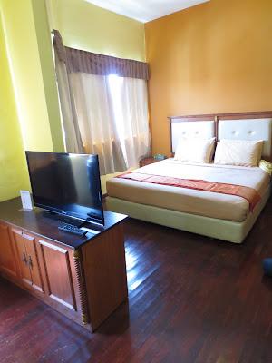 bilik best western prima inland