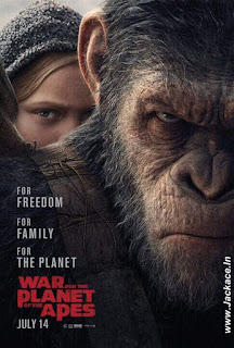 War For The Planet Of The Apes's First Look Poster