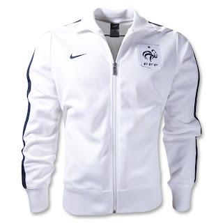 Áo khoác đội tuyển Pháp