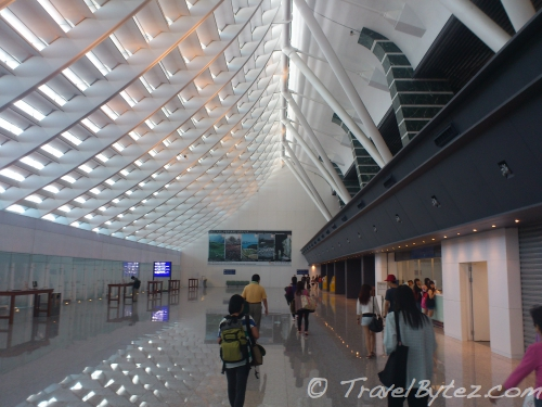 Taiwan Taoyuan International Airport Terminal 1