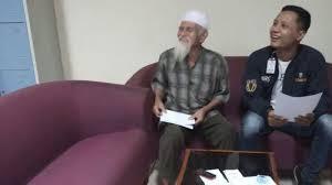 Tanya 'Bolehkah Saya Membawa Bom?', Kakek Ini Mengaku Bahwa Dirinya Seorang Teroris