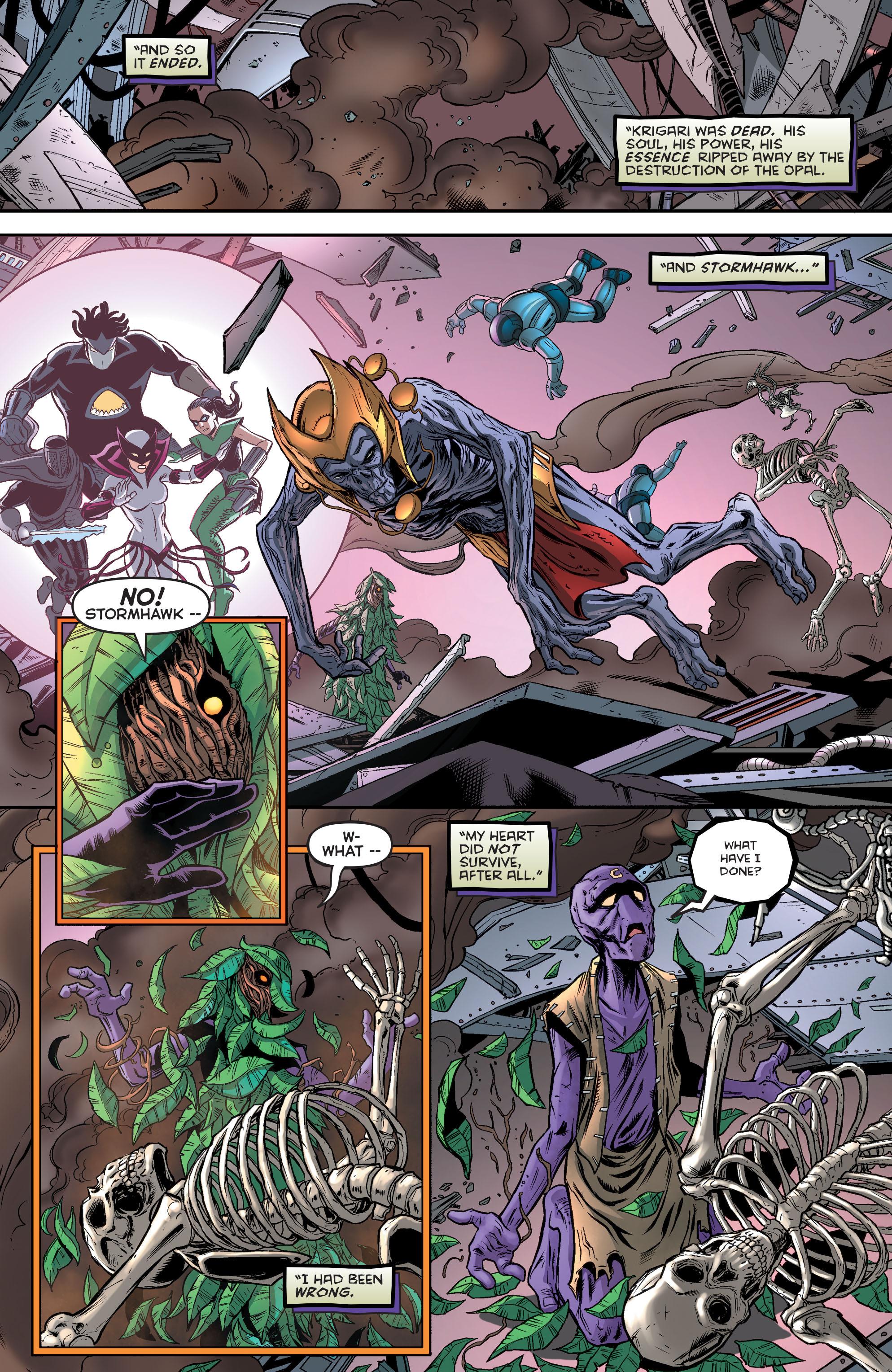 Read online Astro City comic -  Issue #17 - 21