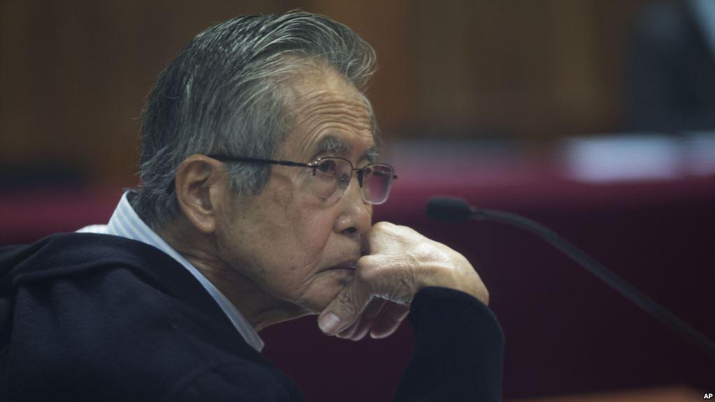 Fujimori mandó en Perú durante una década en la que estabilizó a su país