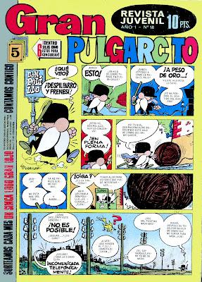Don Polillo, Gran Pulgarcito nº 18 (26 de mayo de 1969)