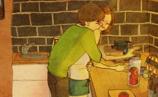 Η αγάπη κρύβεται στα μικρά, καθημερινά πράγματα