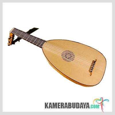 Gambus, Alat Musik Tradisional Dari Bengkulu