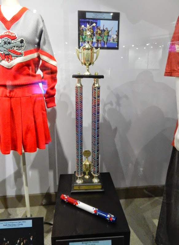 Original Bring It On movie props