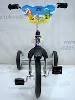 Sepeda Roda Tiga ARAVA BMX CP - CHROME PERNEKEL