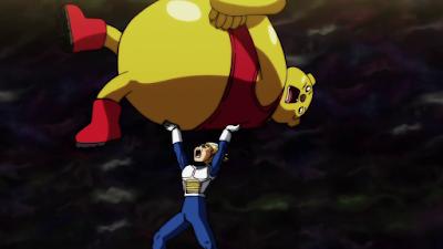 Ver Dragon Ball Super (Latino) Saga de la Supervivencia Universal - Capítulo 99