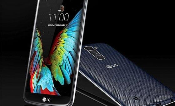 LG New K10 meluncurkan di pasar Minggu ini di Korea Selatan