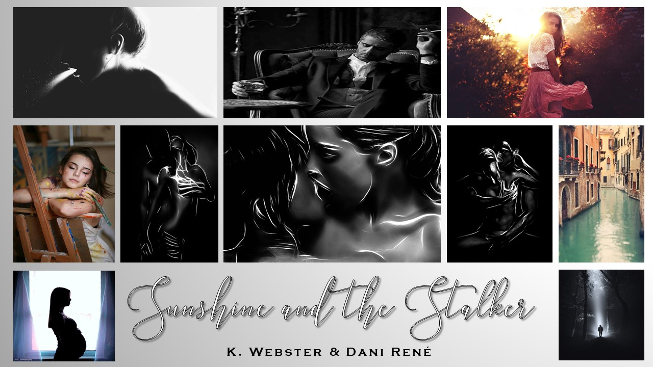 ARC Review - Sunshine and the Stalker by K. Webster & Dani René
