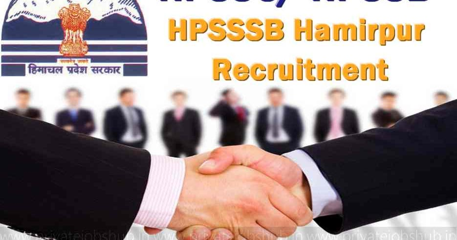 HPSSSB%2BHamirpur%2BRecruitment.. Online Form Submit Govt Job on hospital pakpattan, district thatta, 12th pass uttrakhand, application form, 10th pass raliway, 10th 12th qualification,