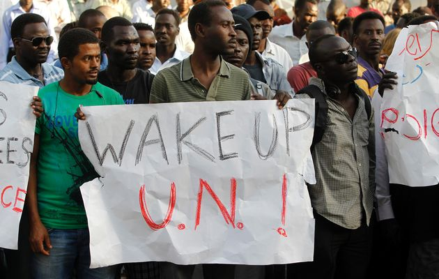 NIGERIAN STUDENTS DEPORTED SUDAN