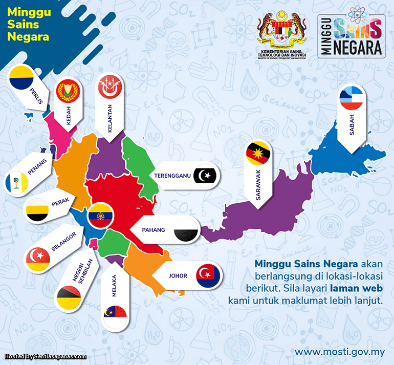 Sambutan Minggu Sains Negara, World Science Day