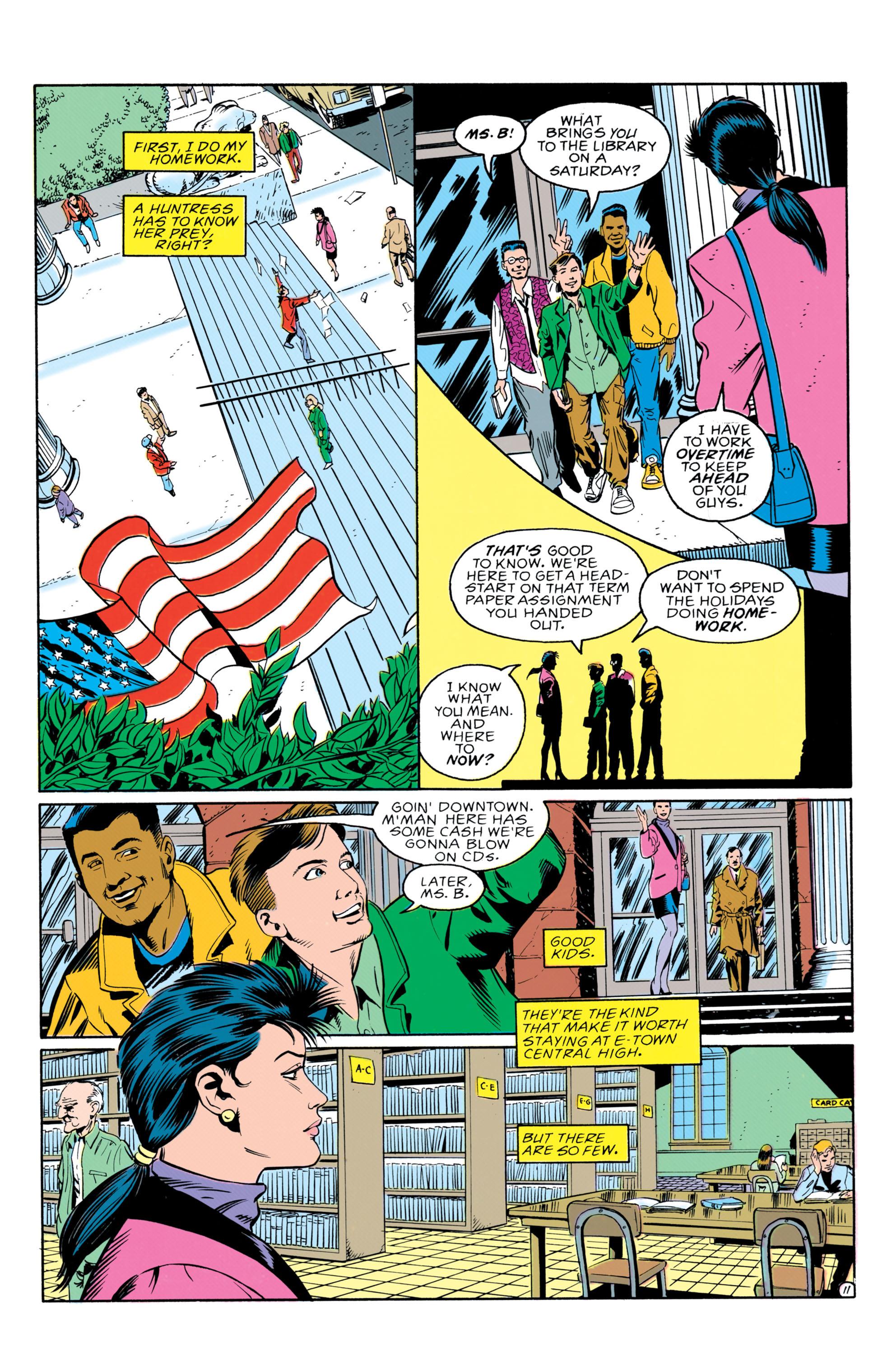 Detective Comics (1937) 652 Page 11