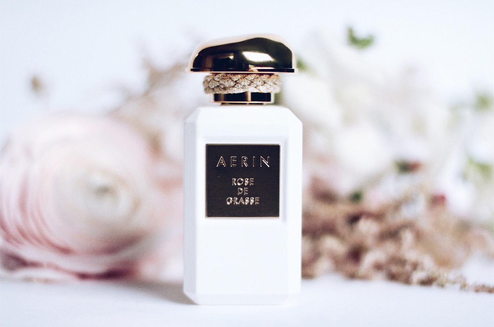 aerin rose de grasse parfum avis test critique