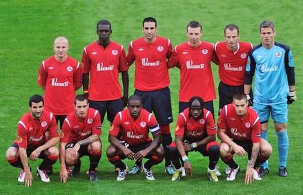 Fransa 1. ligi şampiyonları LOSC Lille - Kurgu Gücü