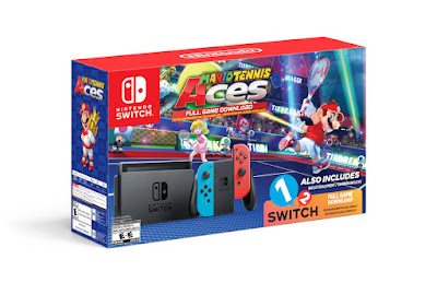 Walmart-Exclusive Nintendo Switch Bundle