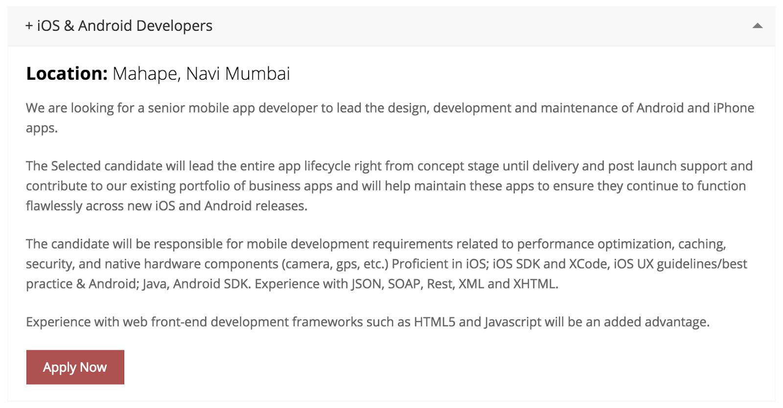app developer job description business business letters sample screen2bshot2b2016 04 06 - App Developer Job Description