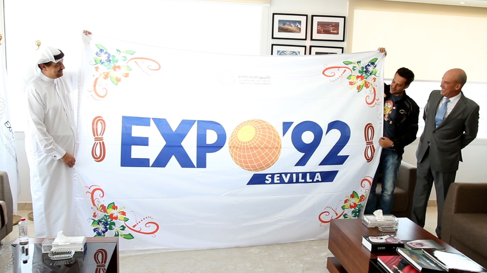 bandera expo 92 dubai