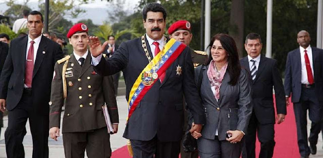 EEUU: Maduro e hijastros investigados por lavado de dinero en Malta