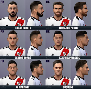 PES 6 Fixpack River Plate 2018/2019 by Sevenes