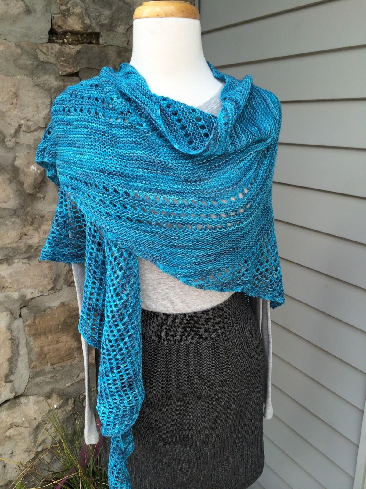 A Really Good Yarn: Perfect TV Knitting
