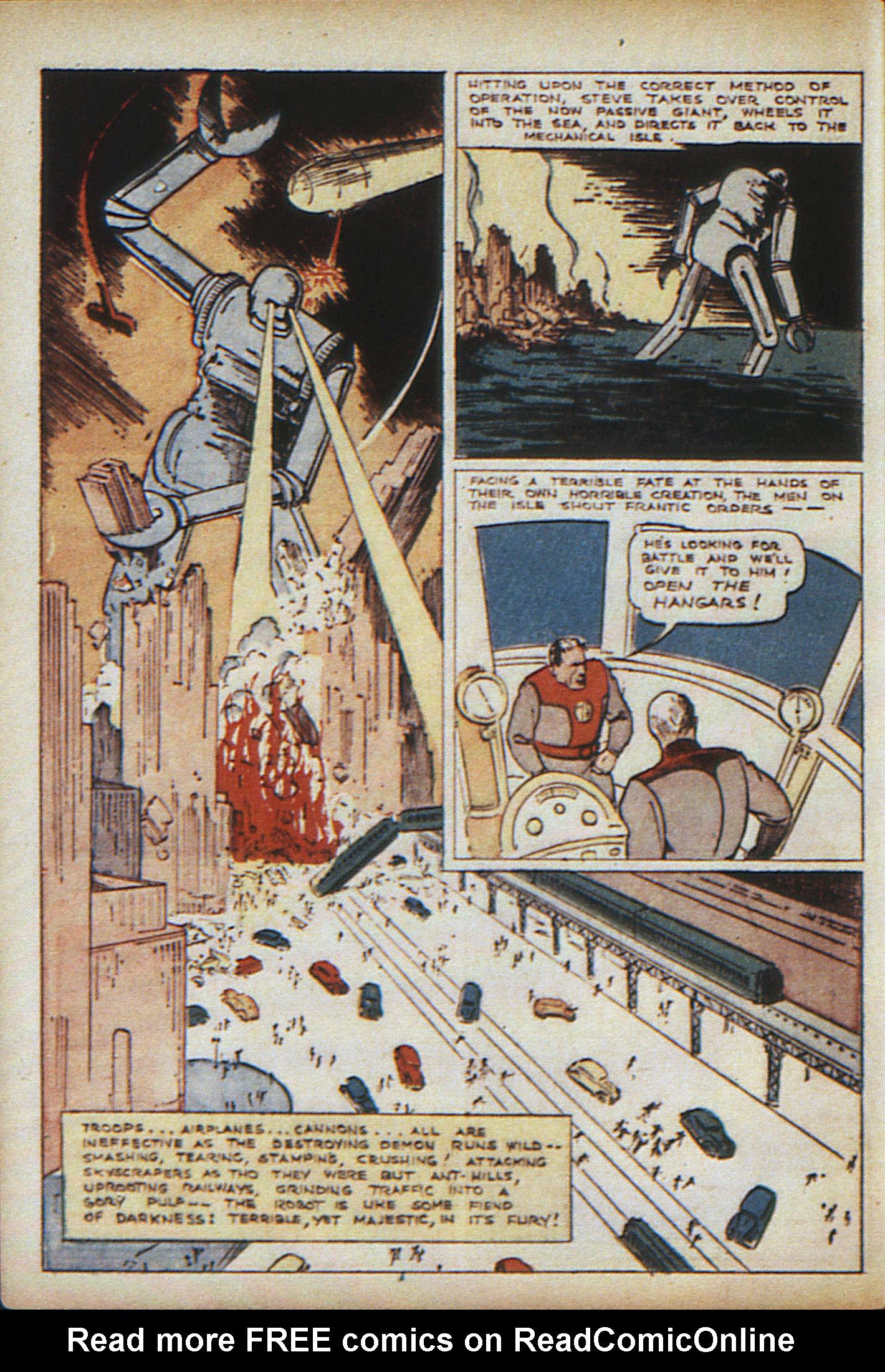 Read online Adventure Comics (1938) comic -  Issue #10 - 65