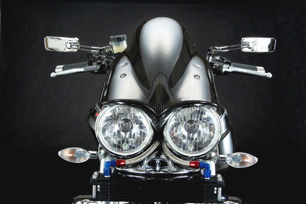 Racing Cafè: Triumph Rocket Monster SR by Carbon Dry Japan