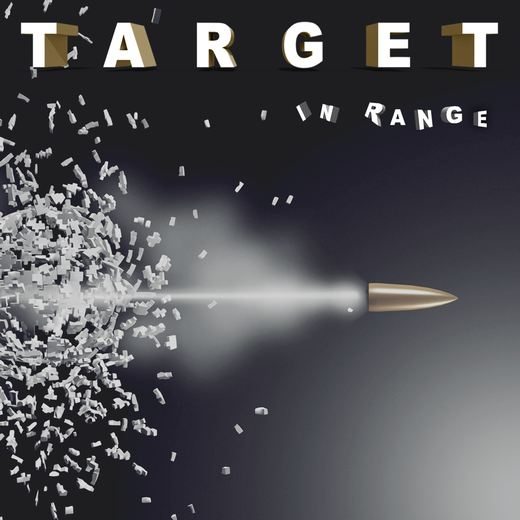 TARGET feat. Jimi Jamison (RIP) - In Range [The Lost Album] (2017) full