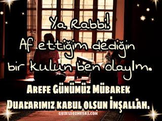 arefe günü mesajlari