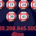 Hai vé số trúng số giải 20,2 tỷ được bán tại Đồng Nai, Quảng Ninh