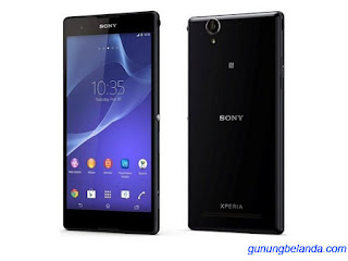 Cara Flash Sony Xperia T2 Ultra Dual D5322 Via Flashtool