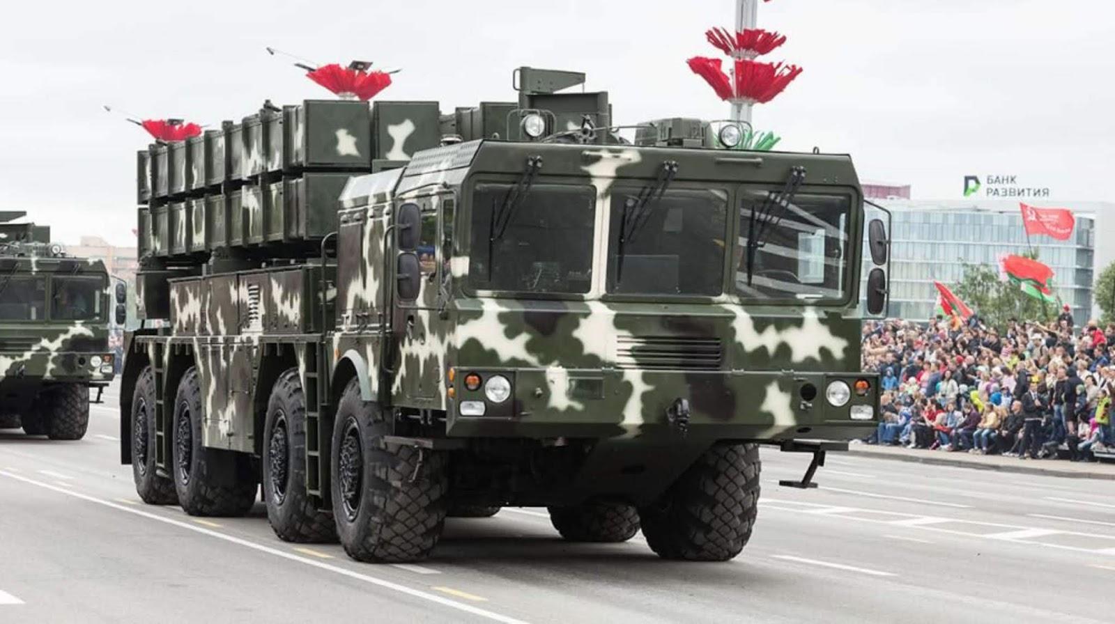 Belarusia akan menggandakan ekspor senjata presisi