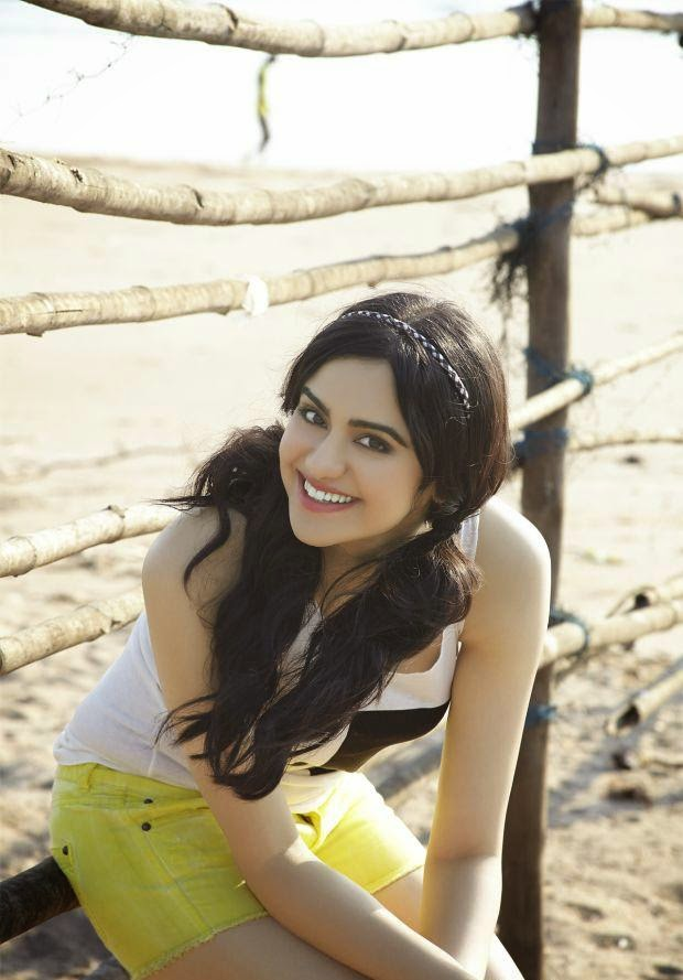 Adah Sharma Latest hd Photoshoot Photos