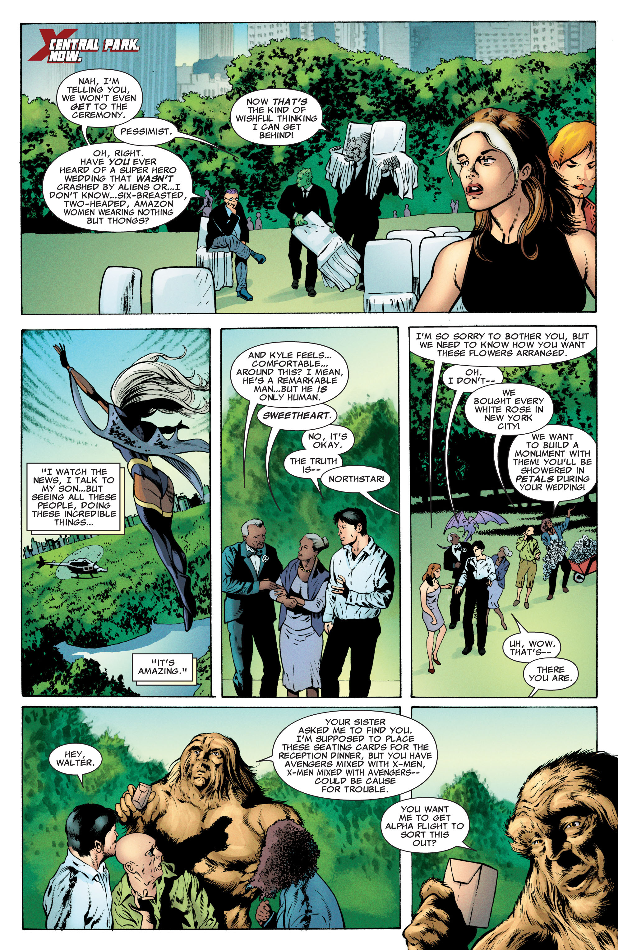 Read online Astonishing X-Men (2004) comic -  Issue #51 - 14