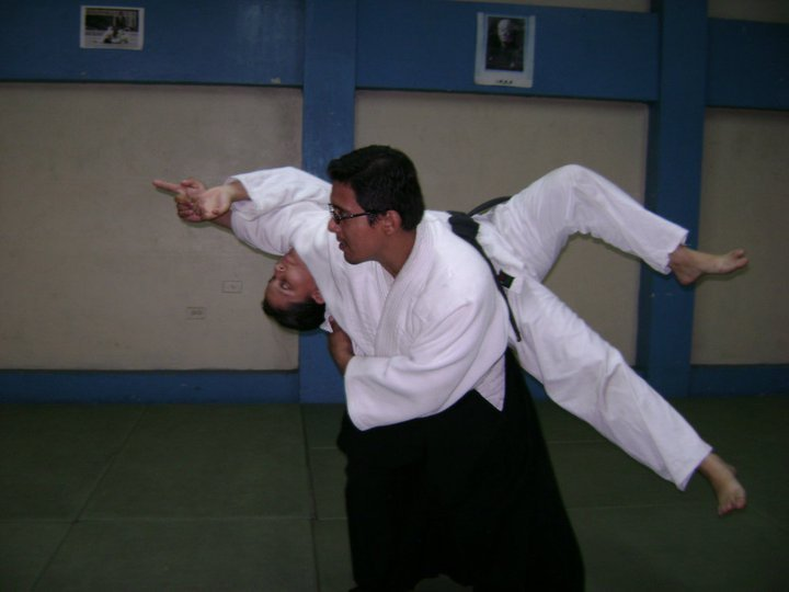 Aikijutsu Training DVDs