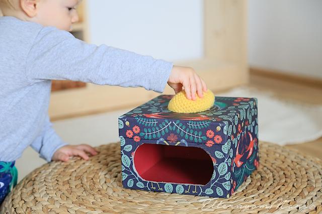 Turbo 3 einfache DIY Montessori-Materialien für Kleinkinder ~ Eltern vom YS04