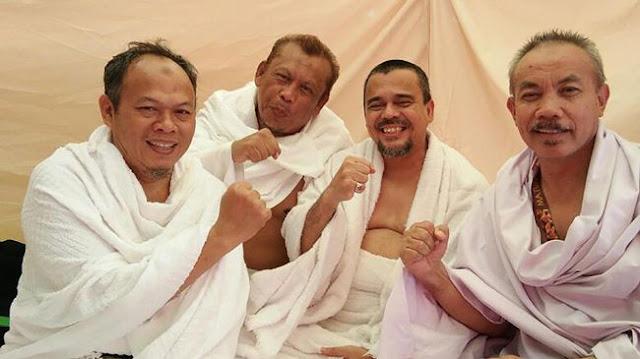 Waw, Ustaz Somad dan Habib Rizieq Masuk Kandidat Capres Alternatif