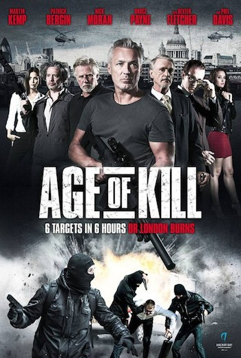 Age of Kill (2015) HDRip x264 250MB