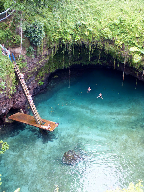 Ένας μικρός υδάτινος παράδεισος!