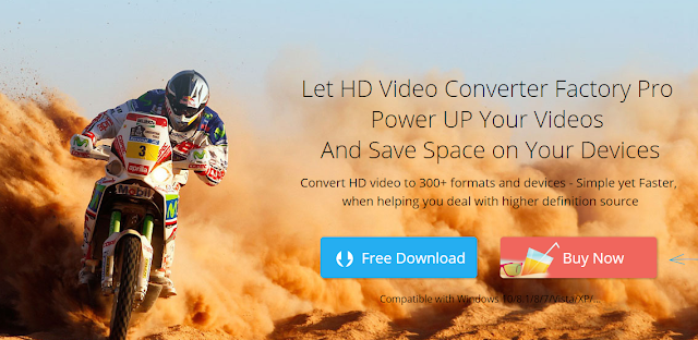 مراجعة برنامج Wonderfox HD Video Converter ... برامج متعدد الخواص و المزايا