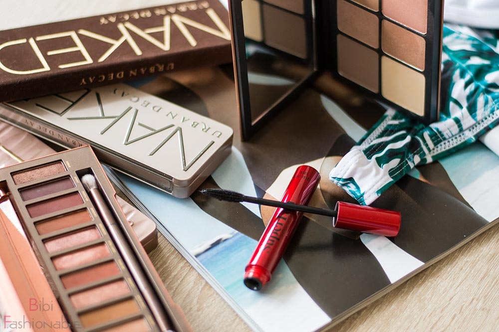 Top 3 Urlaub Make-Up Essentials Titelbild