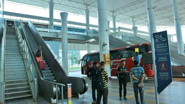 terminal bersepadu selatan malaysia