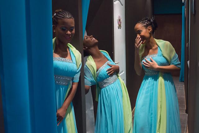 demoiselles d'honneur-cortège-mariage-Basse-Terre-Guadeloupe