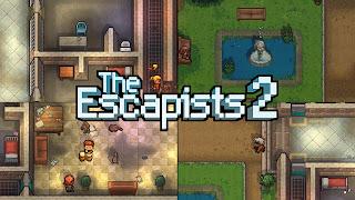 The Escapists 2 Logo Wallpaper