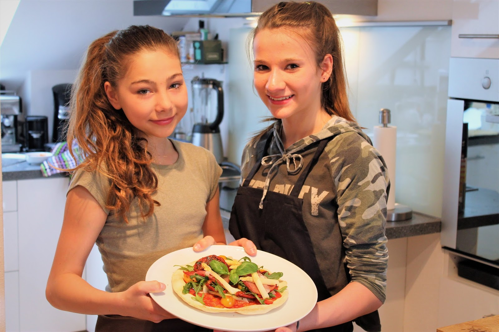 Schlemmerblog m nchen einfach zauberhaft kochen mit kindern for Was kochen heute schnell