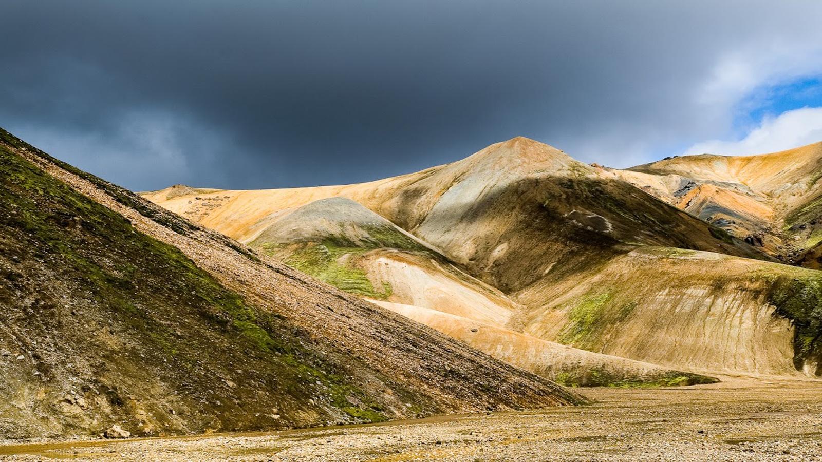 Wallpaper Proslut: Mountains HD Widescreen High Res
