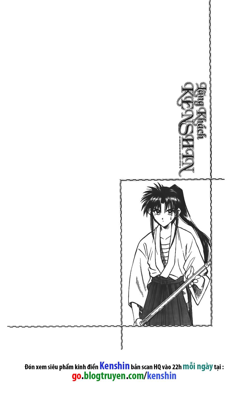 Rurouni Kenshin chap 37 trang 1